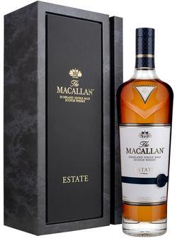 商品麦卡伦庄园单一麦芽苏格兰威士忌 图片
