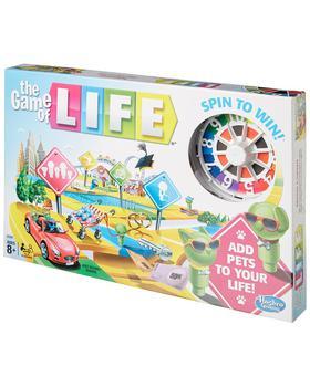 商品Hasbro Game of Life (2018 Refresh)图片