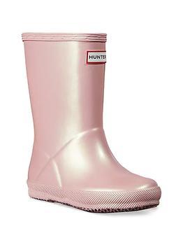 商品Baby's, Little Girl's & Girl's First Classic Rain Boots图片