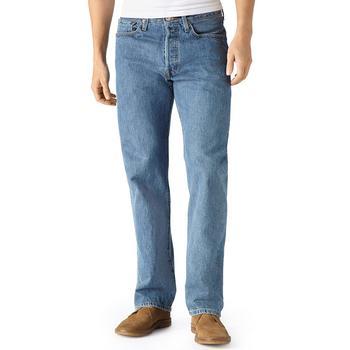 商品Men's 501 Original Fit Non-Stretch Jeans图片