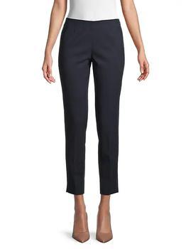 商品Belisa Stretch Virgin Wool Ankle Pants图片