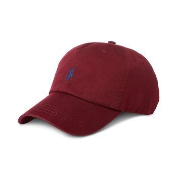 商品Men's Cotton Chino Baseball Cap图片