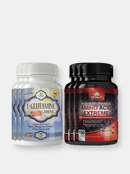 商品L-Glutamine and Amino Acid Extreme Combo pack图片