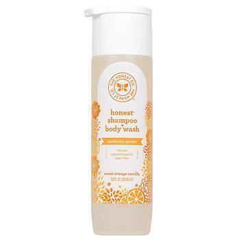 商品甜橙婴儿沐浴/洗发液图片