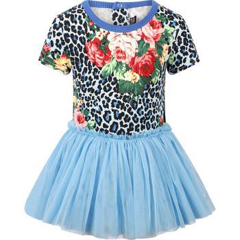 商品ROCK YOUR BABY - Special Occasion Dress, Blue, Girl, 3-6 mth图片