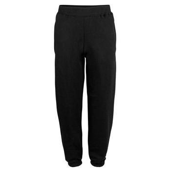 商品Awdis College Cuffed Sweatpants (Deep Black)图片