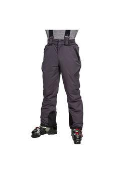 商品Trespass Mens Kristoff Stretch Ski Pants (Dark Gray)图片