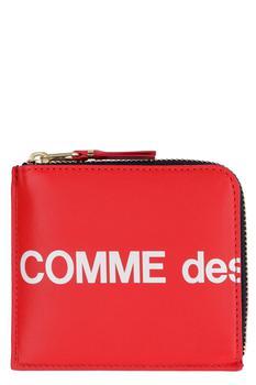 商品Comme des Garçons Wallet Leather Zipped Coin Purse图片