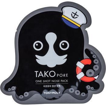 商品Tako Pore One Shot Nose Pack图片