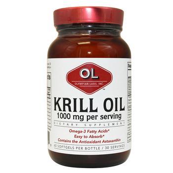商品Krill Oil 1000mg图片