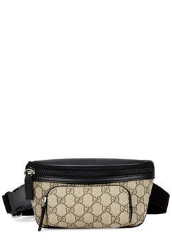 商品Eden GG Supreme monogrammed belt bag图片