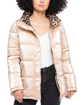 商品Coalition La Gee That's Short Down Sheeny Jacket图片