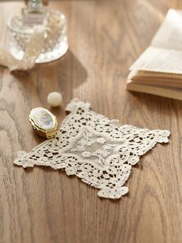 商品Bellissimo Lace Tea Coaster图片