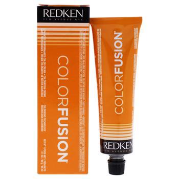 商品Color Fusion Color Cream Natural Fashion - 6C Copper by Redken for Unisex - 2.1 oz Hair Color图片