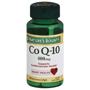 商品Co Q-10辅酶Q10胶囊 400 mg图片
