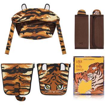 商品Tiger Cover For Baby Carrier图片
