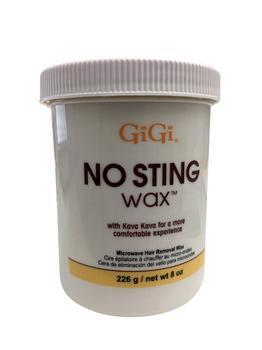 商品GiGi No Sting Wax with Kava Kava Microwave Hair Removal Wax 8 OZ图片