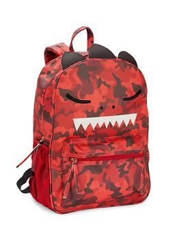 商品Kid's XL Ethan Camo Dino Backpack图片