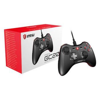 商品MSI Force GC20 Wired Pro Gaming Controller PC and Android图片