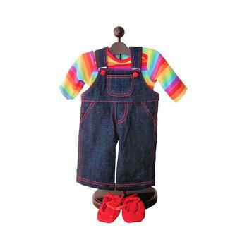 "商品15"" Baby Doll Clothes 4 Piece图片"