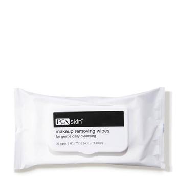 商品PCA SKIN Makeup Removing Wipes (Pack of 25)图片