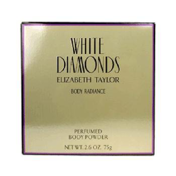 商品White Diamonds Dusting Powder By Elizabeth Taylor - 2.6 Oz图片
