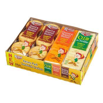 商品Sandwich Cracker Variety图片