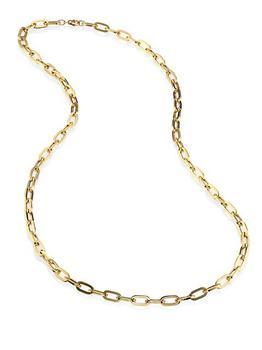 """商品18K Yellow Gold Chain/34""""图片"""