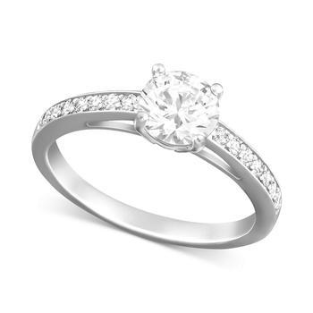 商品闪耀锆石戒指图片