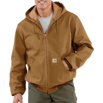 商品Carhartt Men's Thermal Lined Duck Active Jacket 經典外套图片