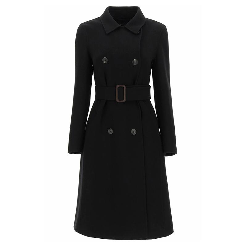 商品 STRUZZO 羊毛大衣图片