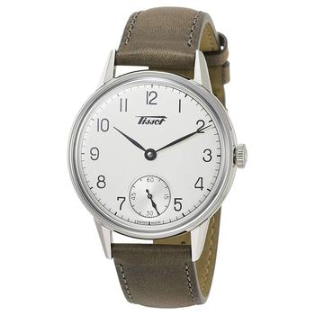 商品男士 天梭 Heritage 复古 手表图片