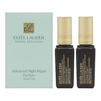 商品Estee Lauder Advanced Night Repair for Eyes Serum II Duo - 2 x 0.5 oz图片