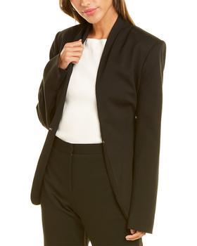 商品Halston Ana Knit Tie Belt Jacket图片