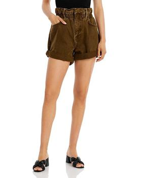 商品Paperbag Waist Shorts图片