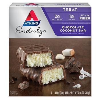 商品Nutrition Bars Chocolate Coconut图片