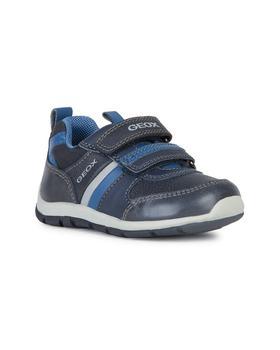 商品Geox B Shaax Leather Sneaker图片