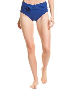 商品Kate Spade New York High-Waist Bikini Bottom图片