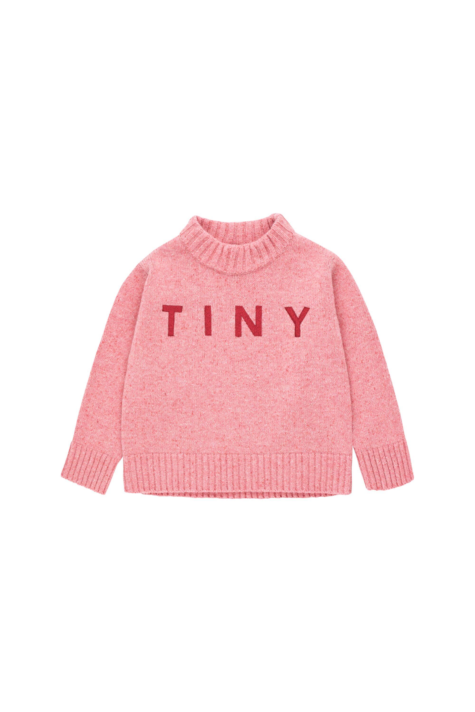 商品Tiny Cottons【国内直发】 粉色毛衣图片