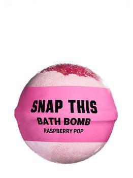 商品Victorias Secret Pink Bath Bomb Snap Raspberry Pop图片