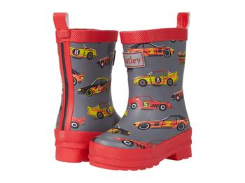 商品Classic Race Cars Matte Rain Boots (Toddler/Little Kid)图片