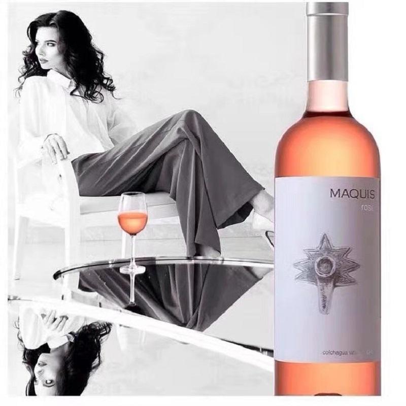 商品马奎斯珍藏桃红葡萄酒图片