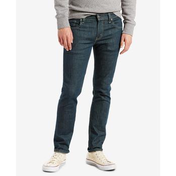 商品Levi's® Men's 511 Slim-Fit Jeans 男士李维斯修身裁剪511牛仔裤图片