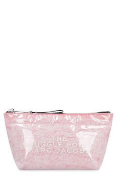 商品Marc Jacobs The Snuggle Pvc Wash Bag图片