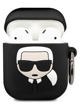 商品Embossed 3D Logo AirPods Case Cover图片