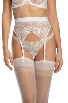 商品Valerie Lace Suspender Belt图片