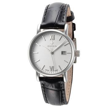 商品瑞莎Alza序列 女士石英手表 真皮表带 31mm图片