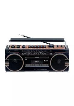 商品3 Band Radio with Bluetooth and Cassette Recorder图片