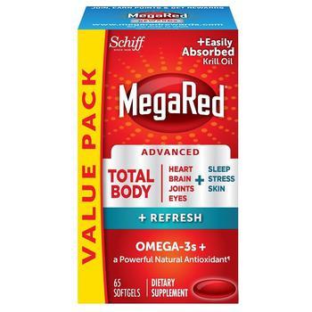 商品Advanced Omega-3 Blend Total Body with Krill Oil图片