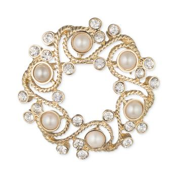 商品珍珠花环胸针, a Macy's Exclusive Style图片